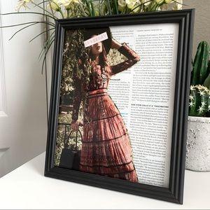 Burberry Theme Handmade 8x10 Fashion Collage